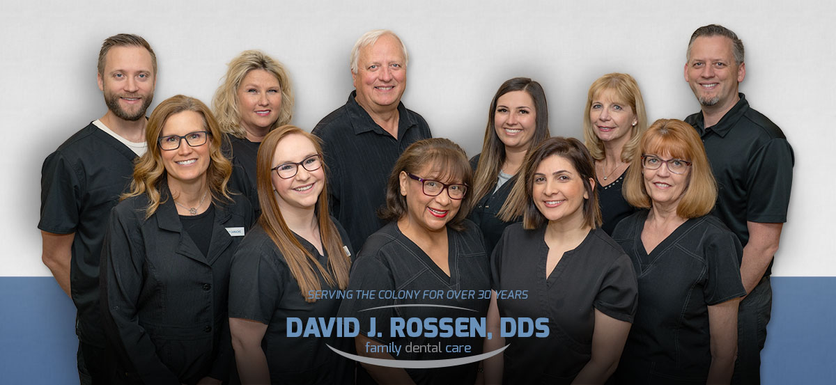 Rossen Dental Team The Colony Texas
